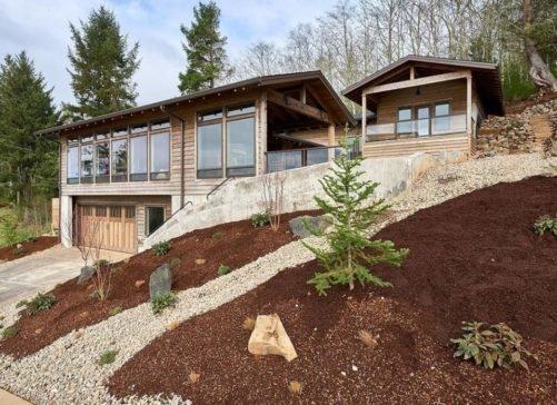 Custom Home Photo Gallery-Exteriors