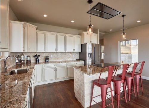 Custom Home Photo Gallery-Kitchens Gallery