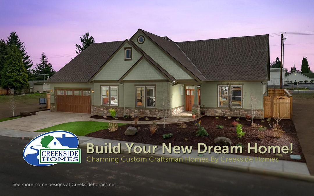 Charming Craftsman Home Design Oregon