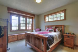 Spacious Transitional Design